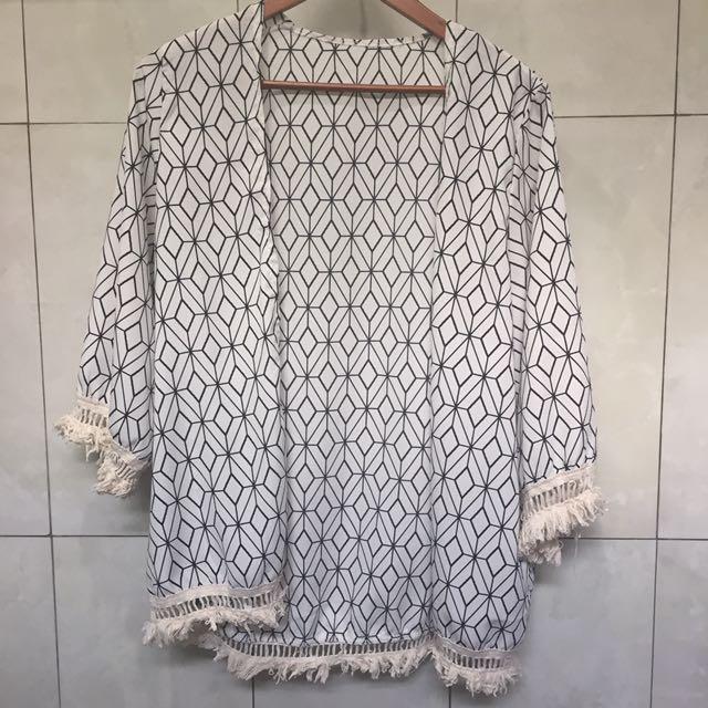 Tumblr Kimono Outer