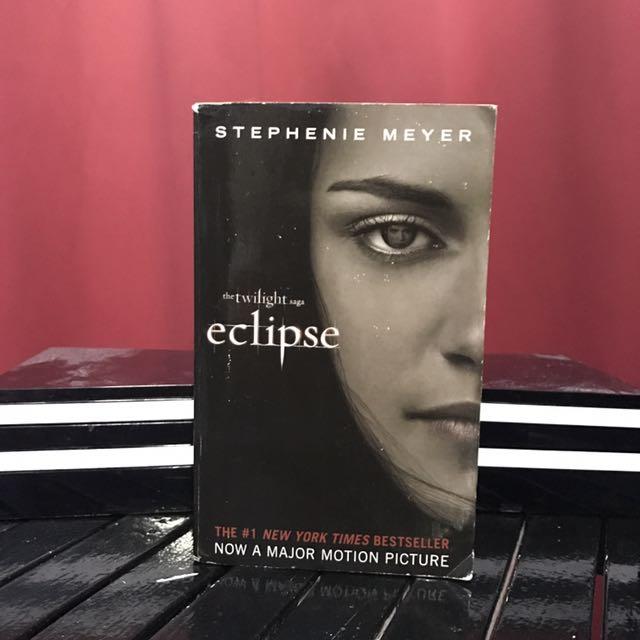 twilight eclipse - stephenie meyer