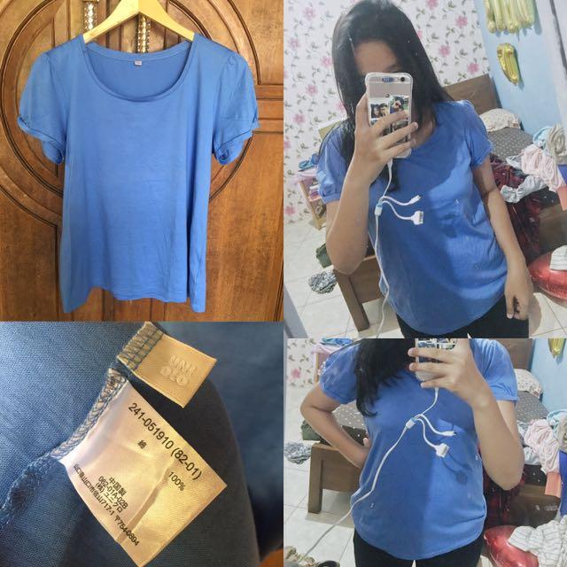Uniqlo Preloved Baju Second Bekas Shirt