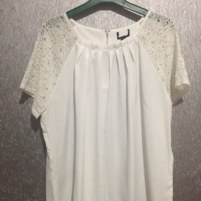 White Blouse Burkat