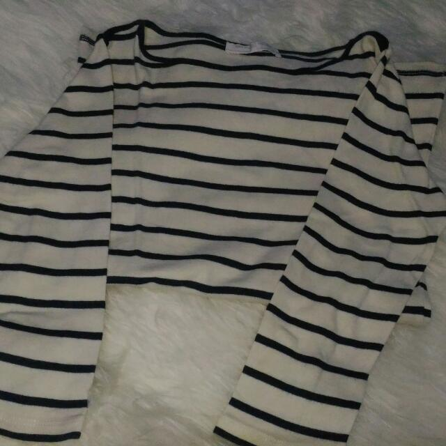 Zara Stripe Top