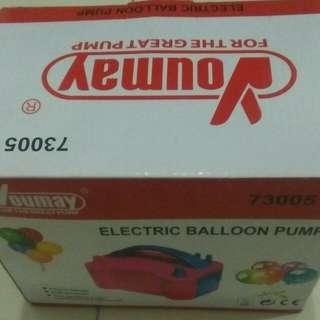 Portable Balloon Electric pump