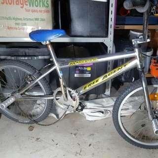 Freeagent Maverick Old School Bike