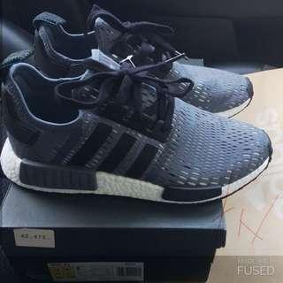 Adidas NMD R1 Onyx Bold/Grey With Black Tab (BB1358)