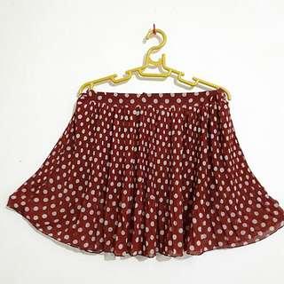 Hi-waist Skirt