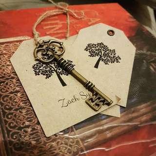 Rustic Key A