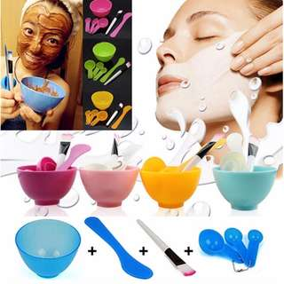 DIY mask beauty tool 4 in 1 set $5.90 + FREE NORMAL MAIL
