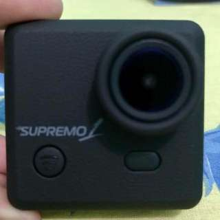 Supremo 1 Wifi Action Camera with Free 16 GB Class 10 Memory Card