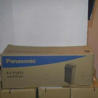 Panasonic FJ-T10T1 Hand Dryer 乾手器