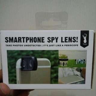 [TYPO] Smartphone spy Lens