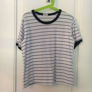 Brandy Melville Stripey Top REDUCED