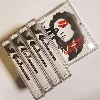 Madonna - American Life Cassette Album