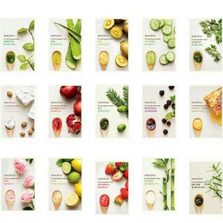 Innisfree Mask Sheet - it's real squeeze mask