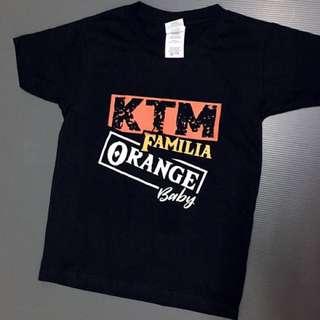 KTM Familia Orange Baby【Pre-Order】