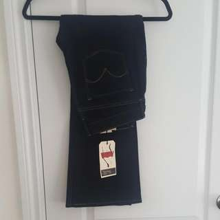 NWT Levis 27x30 Boot Cut Jeans