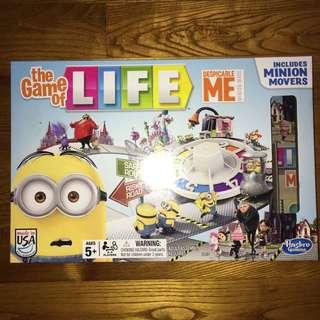 Board game, life