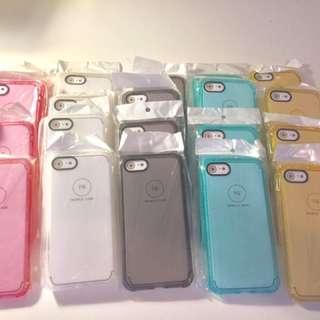 iPhone 7 Silicone Gel Cases