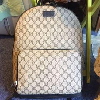 GG Supreme Gucci Backpack