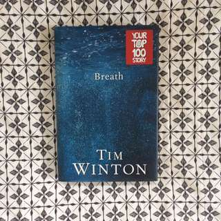'Breath' by Tim Winton