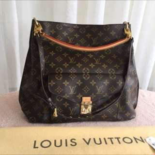 Louis Vuitton monogram Metis