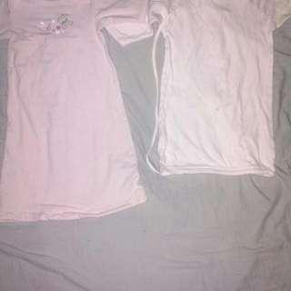 Newborn girl's clothes