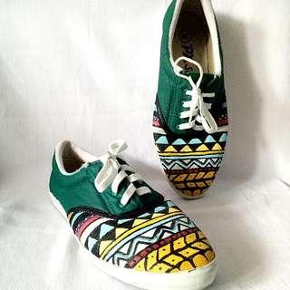 Sepatu Lukis Px