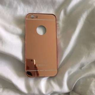 Rose Gold iPhone 6/6s Case