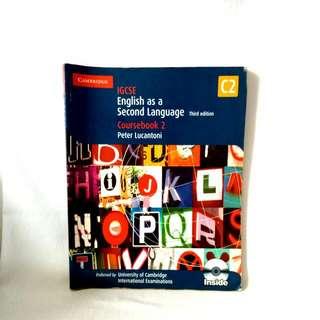 Cambridge IGCSE English Coursebook 2. 3rd Edition