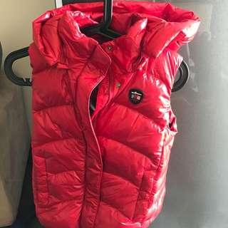 SHARON puffer vest