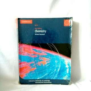 Cambridge IGCSE Chemistry By Richard Hardwood