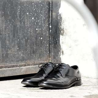 Pedro Black Shoes (Size 41)