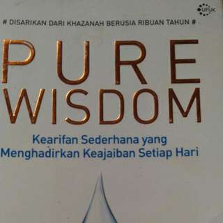 Book Pure Wisdom