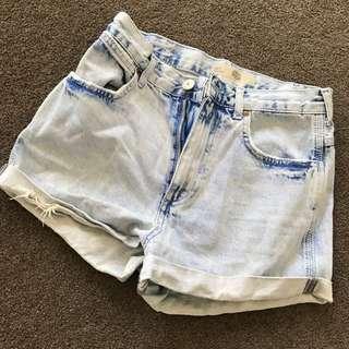 TOPSHOP Shorts 'ROSA'