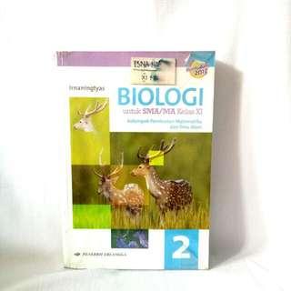 Buku Biologi SMA Kelas XI