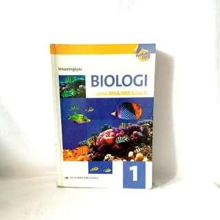 Buku Biologi SMA Kelas X,