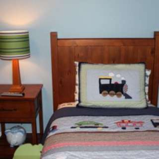 Pottery Barn Kids Twin Camp Bedroom Set