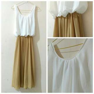 Chiffon Dress Milo