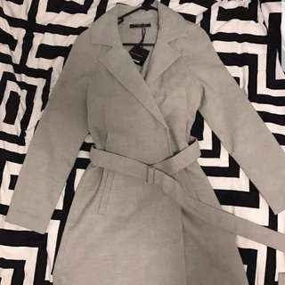 Basque Grey Coat