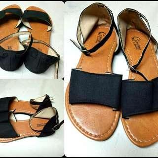 CAMINO Denim Sandals