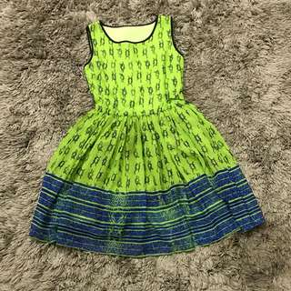 Fit And Flare HK Dress