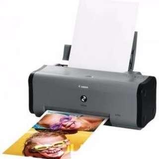 Pixma 1000 Printer + 1 Ink Cartridge