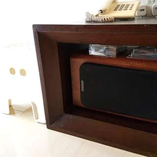 Solid Veneer Coffee Table