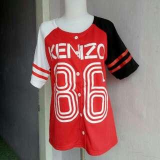 Kenzo 86 Baseball