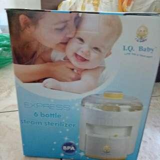 I. Q. Baby Sterilizer
