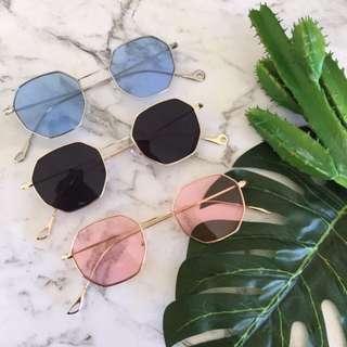 Octagon Sunglasses