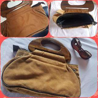 Woody Hand Bag