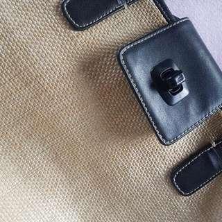 Plains And Print Bag