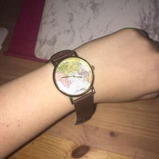 New Map Watch