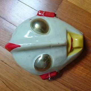 Vintage Ultraman Masks
