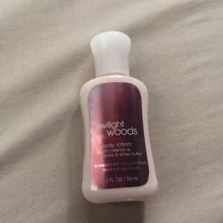 Twilight Woods Bath & Body Works Lotion